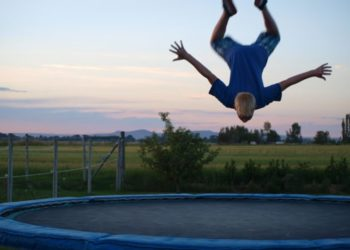 Keep Your Trampolines in Good Shape To Maintain a Great Bounce