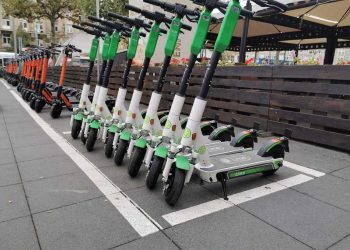 The Growing Popularity Of Electric Scooters